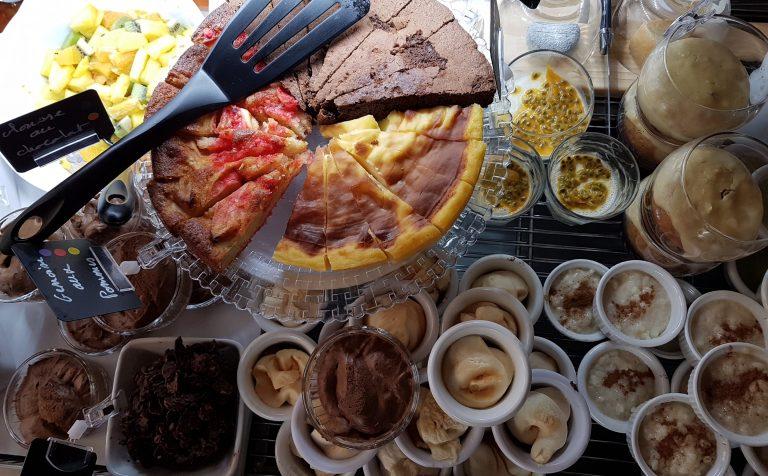 Restaurant Les Frangins à Vienne – Spécialités arméniennes – Buffet chaud, froid et dessert à volonté –