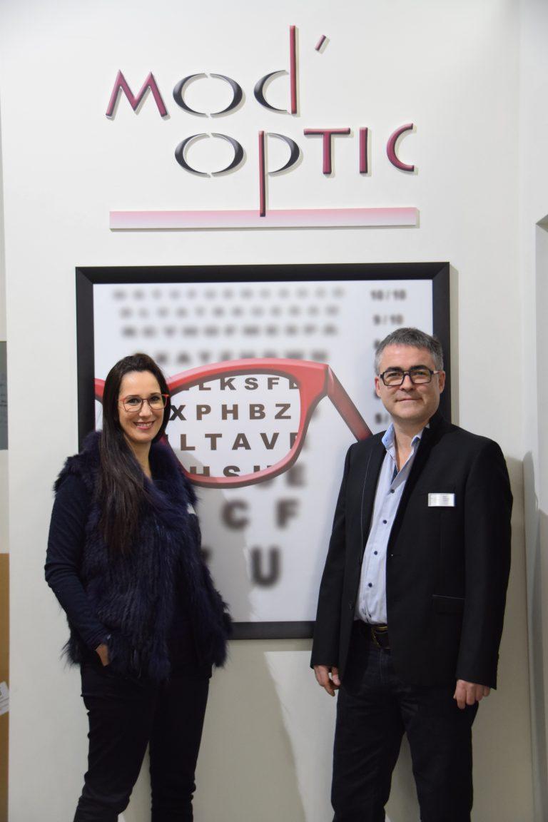 Mod' Optic à Vienne – Opticien de la galerie marchande de Leclerc
