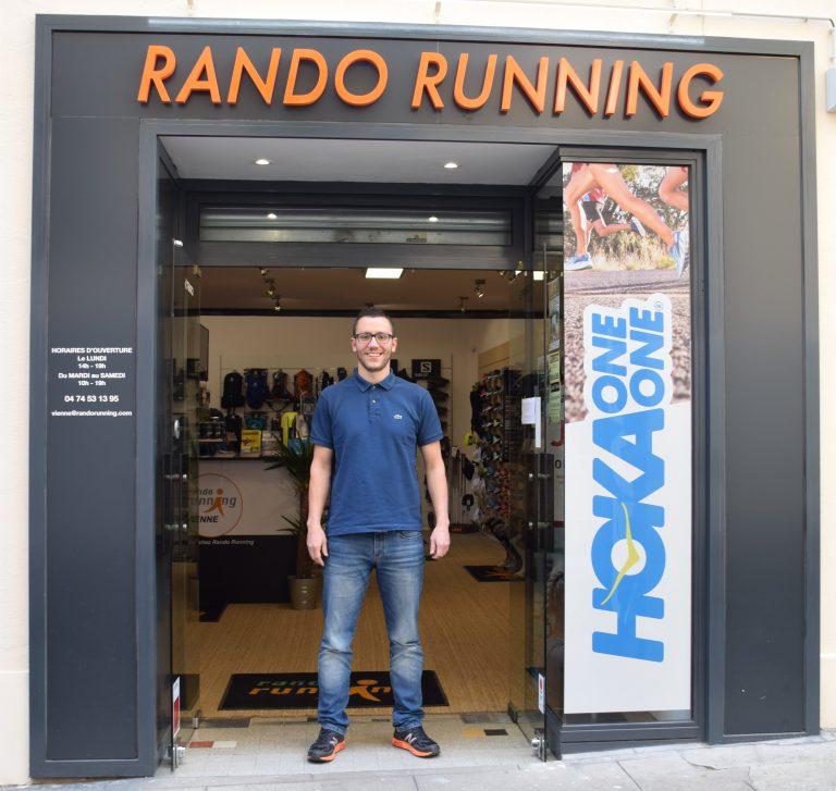 Rando Running à Vienne – Vous n'avez pas fini de courir !