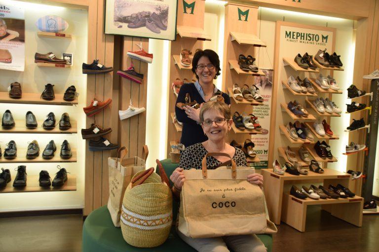 Roux Chaussures à Vienne