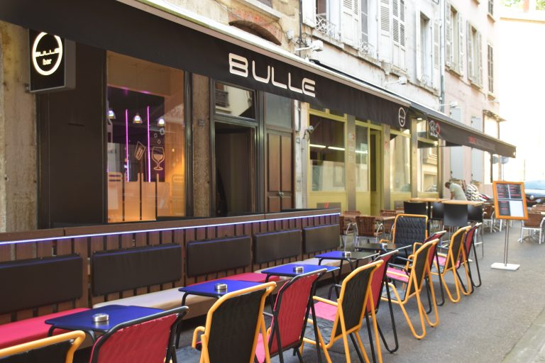 Bar Bulle & Rest'O Bulle à Vienne – Pub – Restauration traditionnelle –