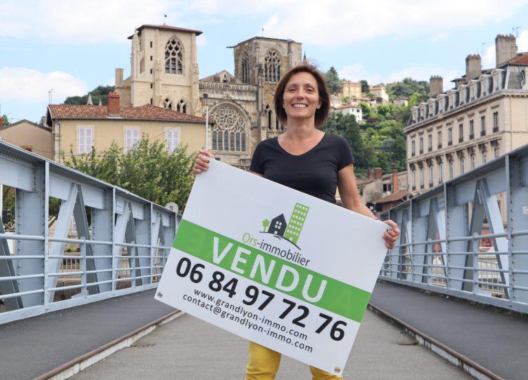 ORS Immobilier – Céline Gandi à Vienne