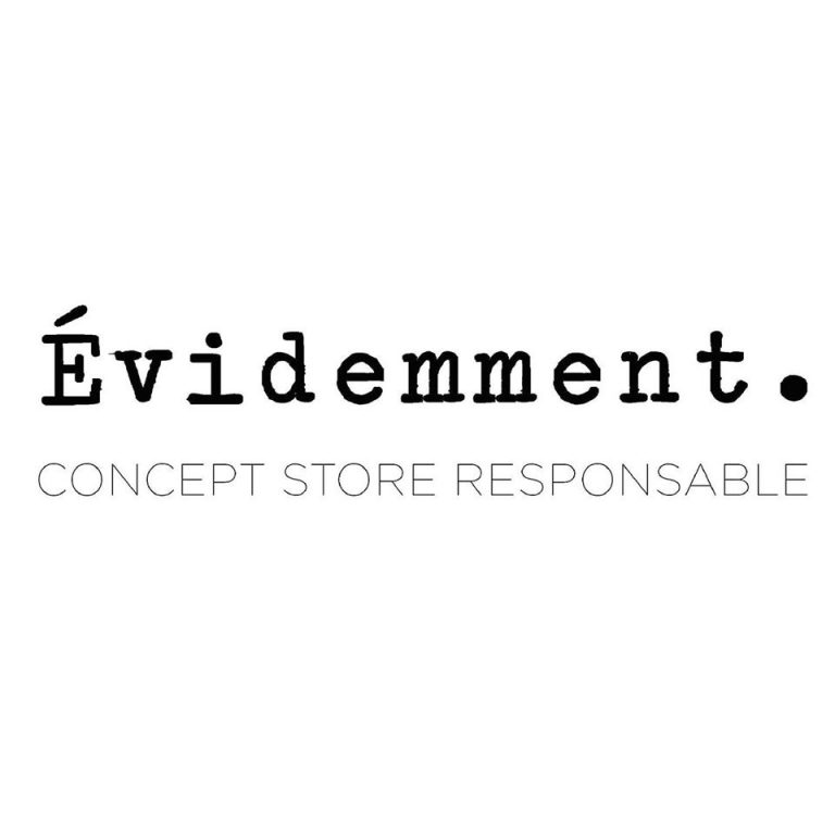 «EVIDEMMENT» une belle ouverture à Vienne avec ce tout nouveau concept store responsable ! Marques françaises, labellisées, engagées, Made in France…